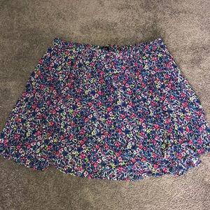 Torrid Stretch Challis Skirt Size 4